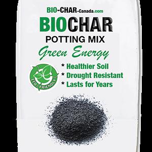 biochar potting